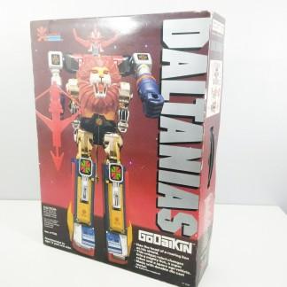 Daltanias Daltanious godaikin 1982 Bandai