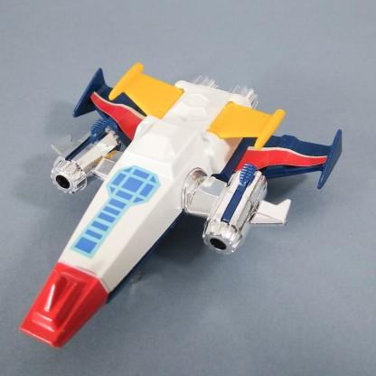 L'aviscoupe, la navette d'Albator fabriqué en 1978 par Takara (Japon).