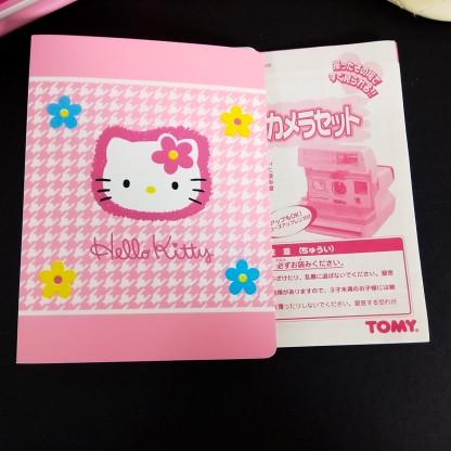 Polaroid TOMY Hello kitty – Japan