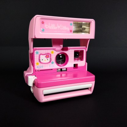 Polaroid TOMY Hello kitty – Japan