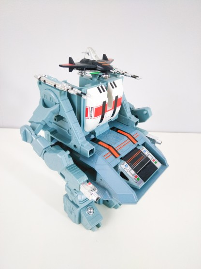GRANDBIRTH DX - space sheriff sharivan - BANDAI 1983