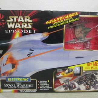 NABOO Royal Starship HASBRO