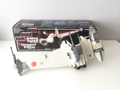B-wing Trilogo - KENNER 1983 - made in france