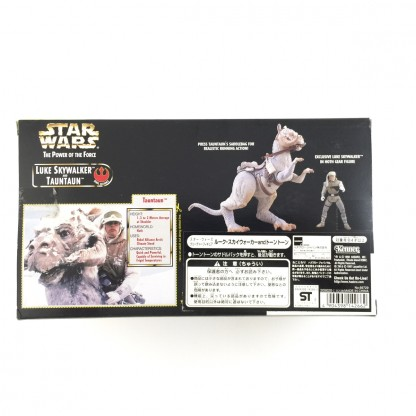 Tauntaun and Han Solo- star wars kenner – SEALED