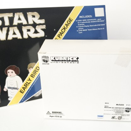 Medicom Kubrick Star Wars Early Bird Gift Set - 4 pieces