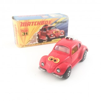 VOLKS DRAGON New 31 - Superfast- Matchbox Lesney - 040