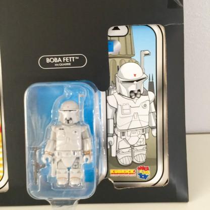 Boba fett Set _Collectors edition_Kubrick_Medicom toys