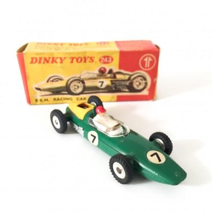 dinky toys - BRM racing car - n°243