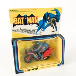 Batbike 268 _Batman_Corgi 1976 - MIB