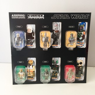 Bounty Hunter Set _Collectors edition_Kubrick_Medicom toys