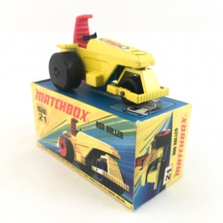 Rod Roller - Superfast- Matchbox Lesney