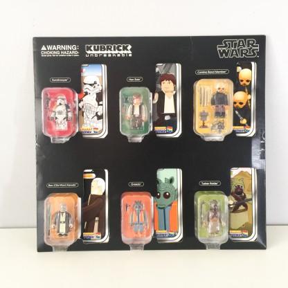 Kubrick Star Wars Set _Serie 2 Collectors edition_2008_Medicom toys