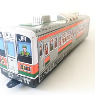 Train en tole_ichiko_japan 70s - grande taille