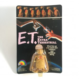 E.T. the extra-terrestrial wind up MOC_LJN 1982