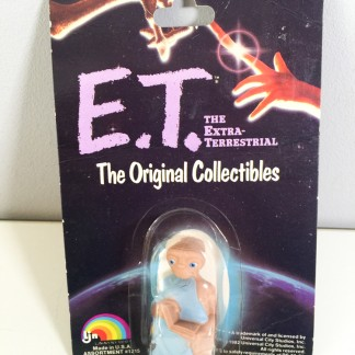 Figurine E.T. L'extraterrestre - LJN 1982