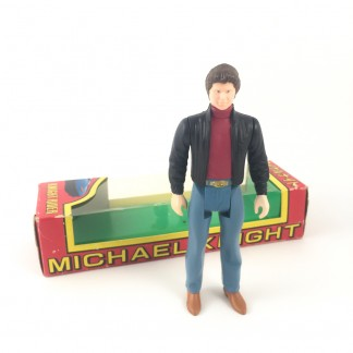 Figurine Michael Knight_Knight Rider K2000_KENNER