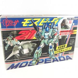mospeada genesis climber - Scott bernard VR-052F_Gakken 1985 - robotech