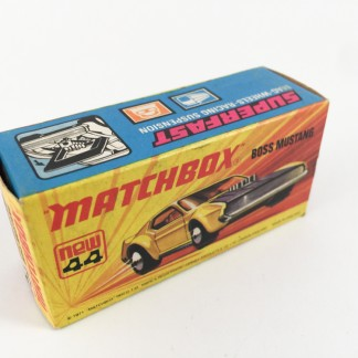Boss-Mustang-Box-only-Superfast-MATCHBOX