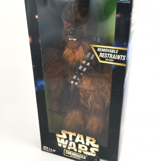 Chewbacca action Collection Sealed - 12 inch figure - Star wars Kenner