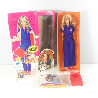 Super jaimie - Jaime sommers - kenner 1977 - bionic woman