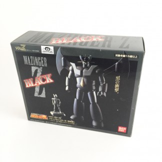 Mazinger Z Black - Gx-01B - Soul of chogokin