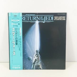Return Of The Jedi_star wars_Soundtrack John Williams