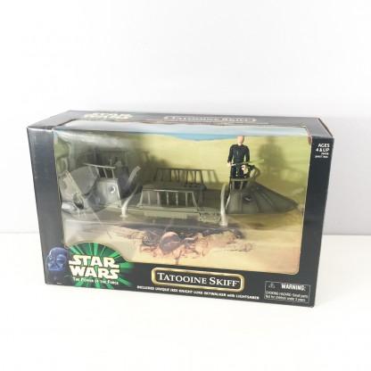 Tatooine Skiff - Hasbro 1999