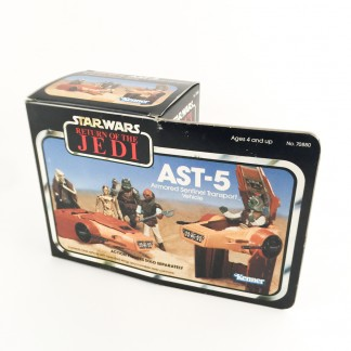 AST-5 MIB-ROTJ-kenner 1983