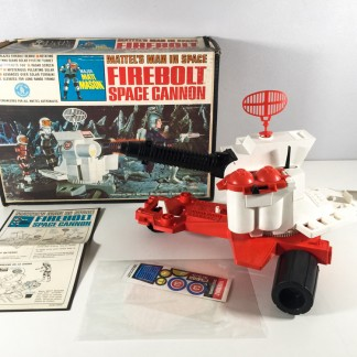 Firebolt Space cannon-Major matt Mason-1967 - 007