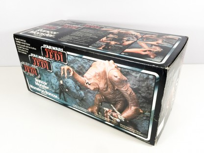 Rancor Monster trilogo-Kenner-1983