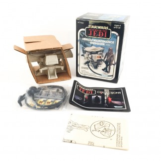 Vehicle maintenance energizer-ROTJ-kenner 1983 MIB
