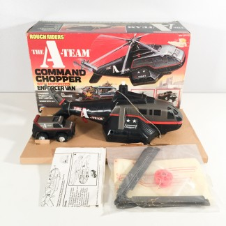 A-team Command chopper-mib-LJN 1983