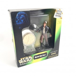 Bespin Han solo - Millennium minted coin - 1997 Kenner