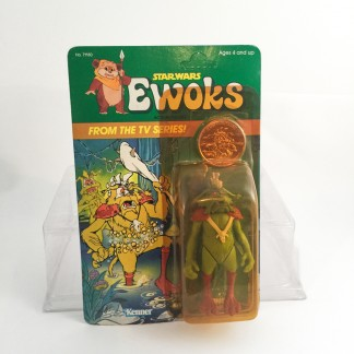 King Gorneesh-EWOKS cartoon-Kenner 1985
