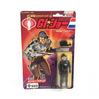 Major Bludd E-03-Gi Joe-1986 TAKARA
