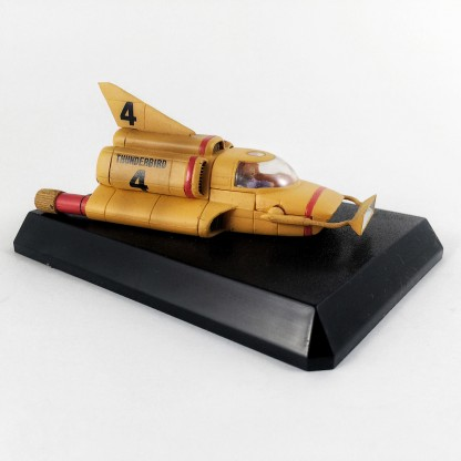 Thunderbird 4-Classic collection Vol.2-Gashapon konami 2002-017