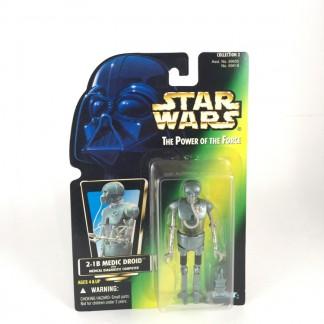 2-1B Medic droid-Star wars POTF