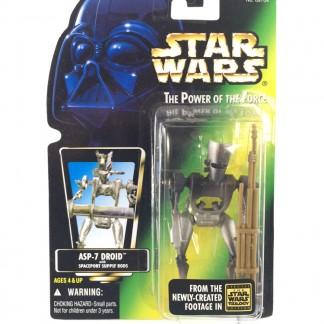 ASP-7 Droid-Star wars POTF-Kenner