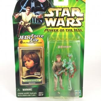Anakin Skywalker Mechanic-Star wars POTJ