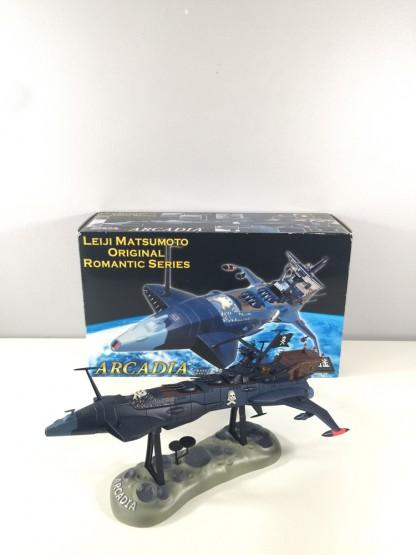 Arcadia Bleu– Albator – SGM-20-Captain Harlock-Aoshima Miracle House