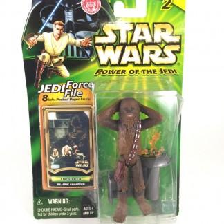 Chewbacca Dejarik champion-Star wars POTJ