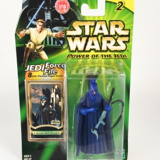 Coruscant Guard-Star wars POTJ-HASBRO
