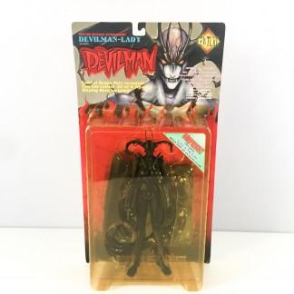 DEVILMAN Devilman-lady Full Black-Fewture Go Nagai