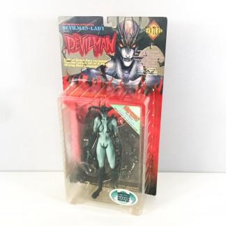 DEVILMAN Devilman-lady franken green-Fewture Go Nagai - 1999