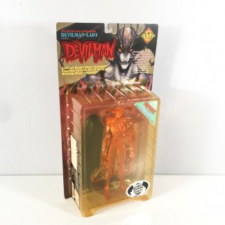 DEVILMAN Devilman-ladyclear orange-Fewture Go Nagai 1999