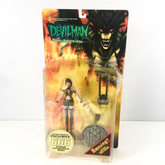 DEVILMAN -MIKI 666 Venus Conscious-Fewture Go Naga