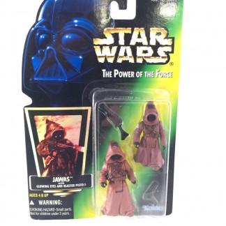 Jawas-Star wars POTF-Kenner