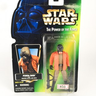 Ponda baba-Star wars POTF-Kenner