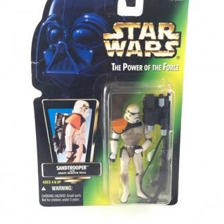 Sandtrooper POTF Green card