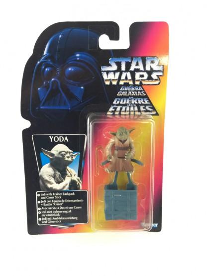 Yoda POTF Tri logo Red Card